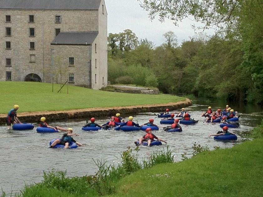 river tubing cork