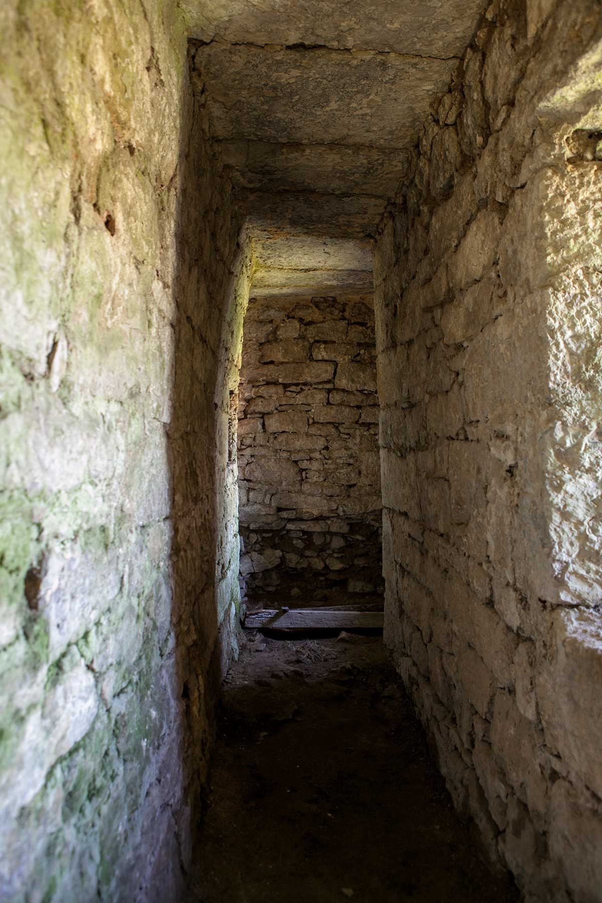 garderobe in norman tower
