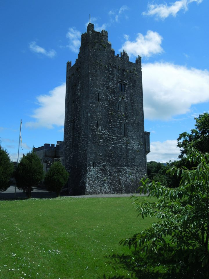 The Anglo Norman Keep at Blackwater Castle formerly Roche Castle