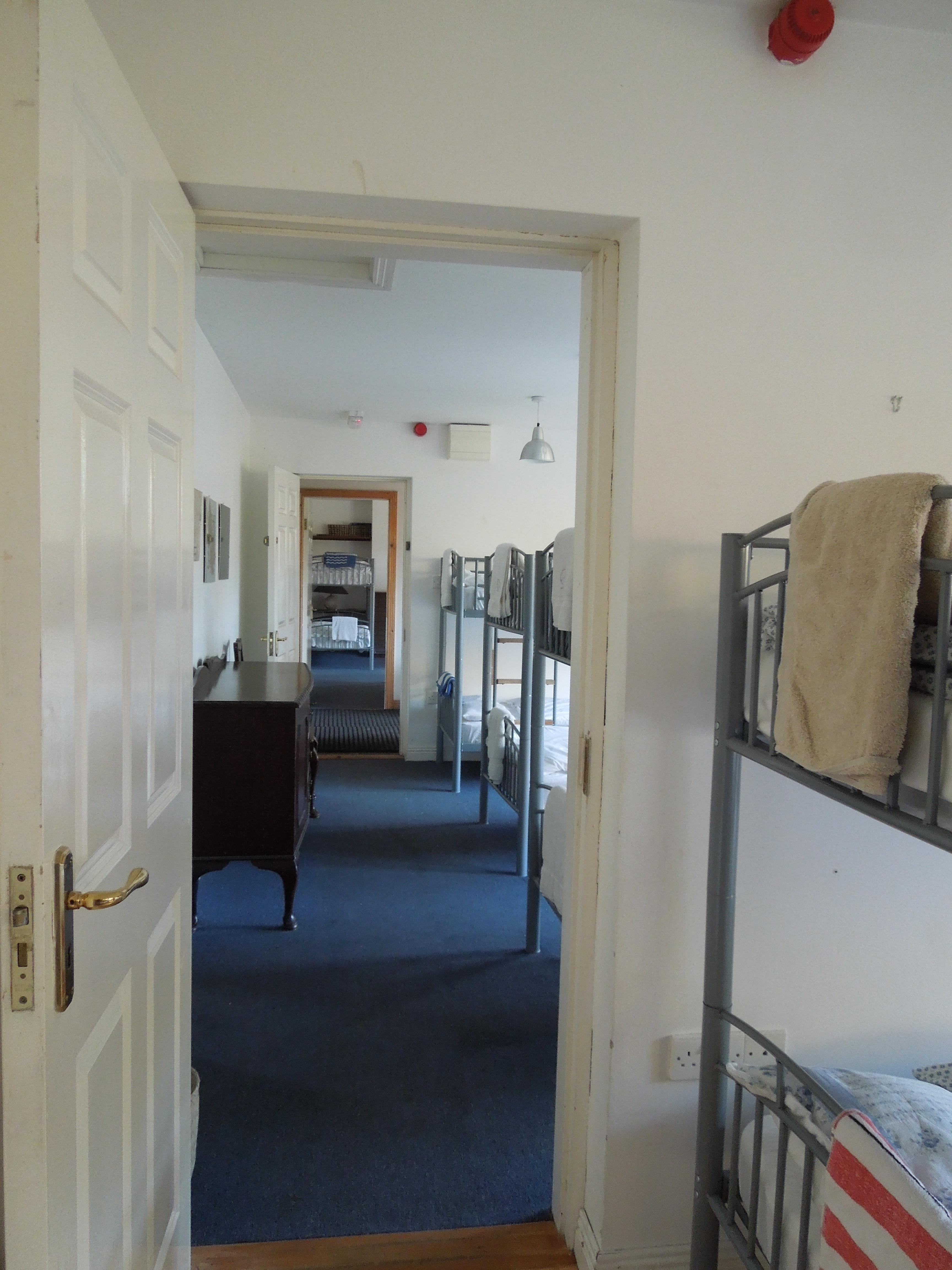 Adjoining dormitories