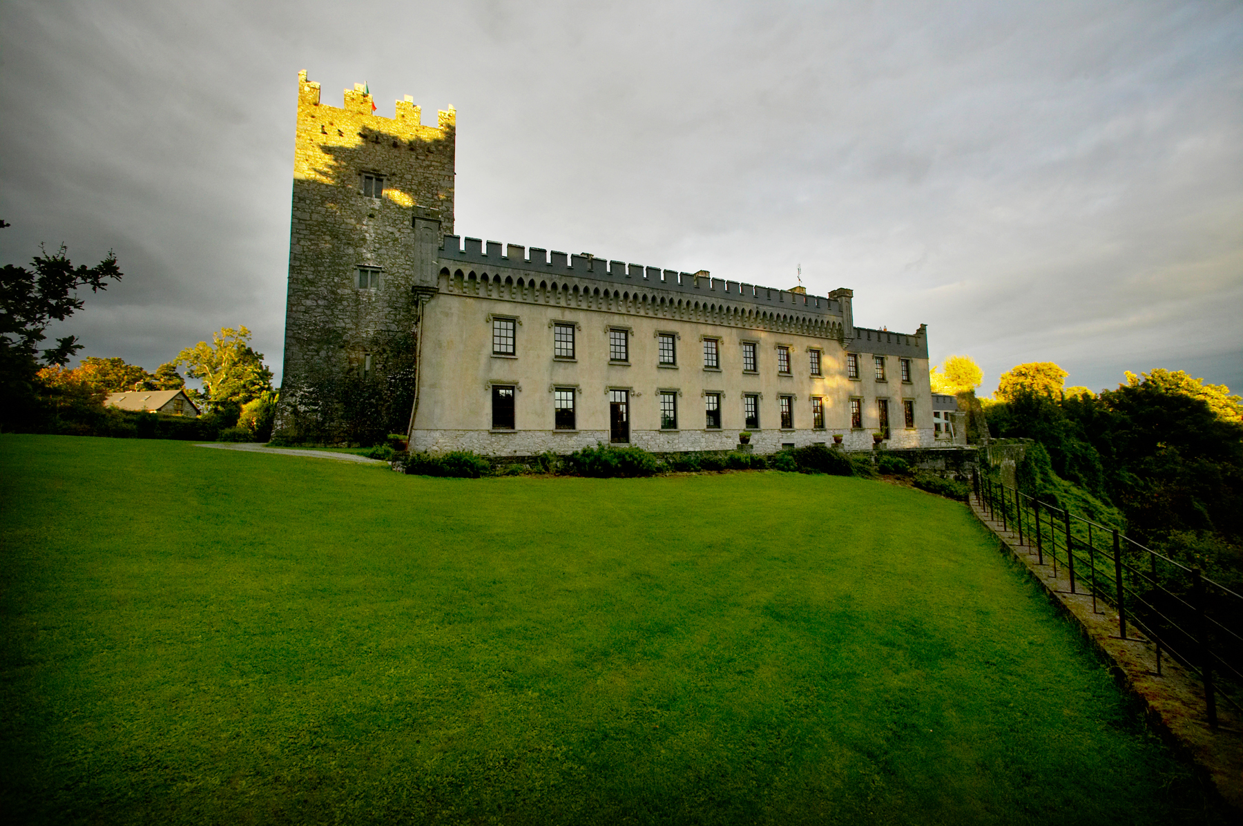 Castle for rent Ireland 2