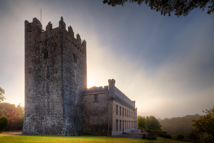 castle for rent Ireland 1